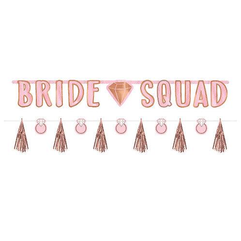 Blush Wedding Banner Kit