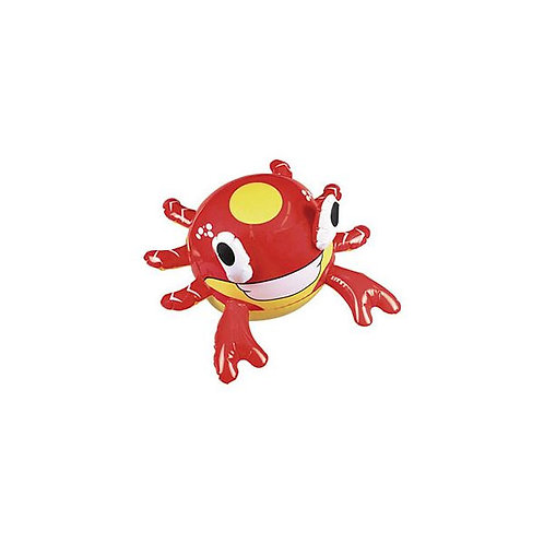 Crab Inflatable Beach Ball 9in