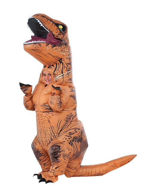 Child Inflatable T-Rex Costume