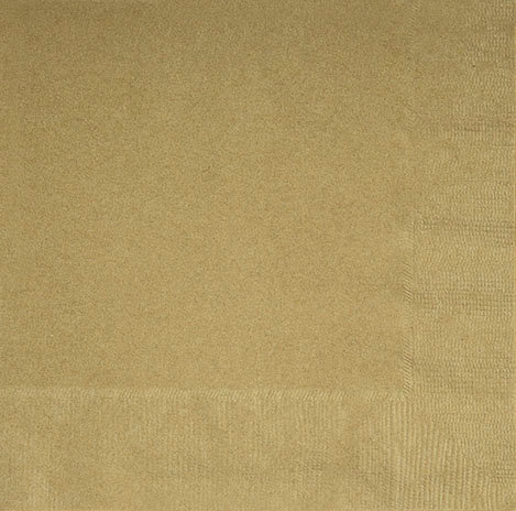 Gold Luncheon Napkins 20ct