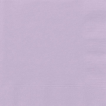 Lavender Luncheon Napkins 20ct