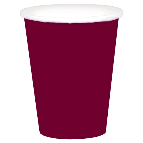 Berry 9oz Paper Cups 20ct