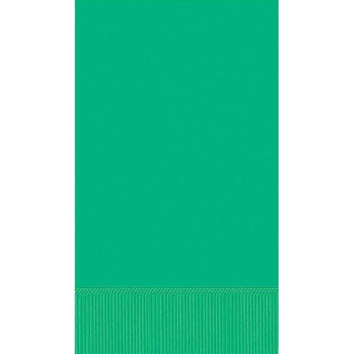 Green Guest Towels 16ct