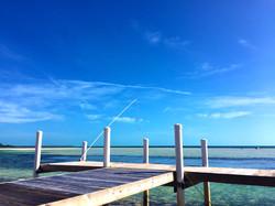 """Dock in Paradise"""
