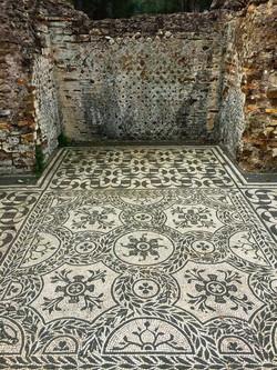 """ Mosaic Carpet """
