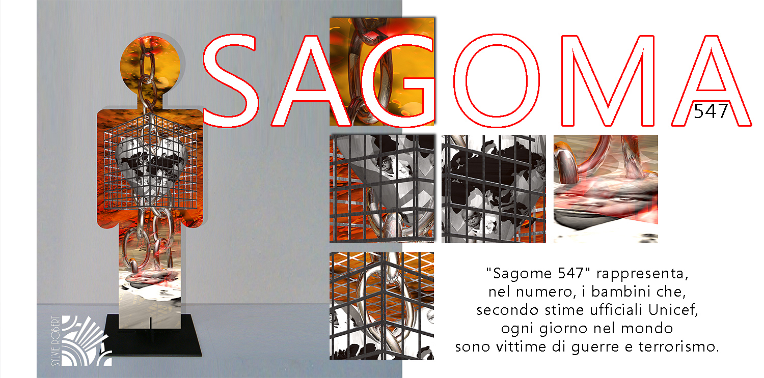 """""""Sagoma for 547 Unicef Project"""""""