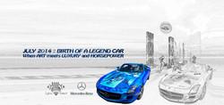 Birth of a Legend Car