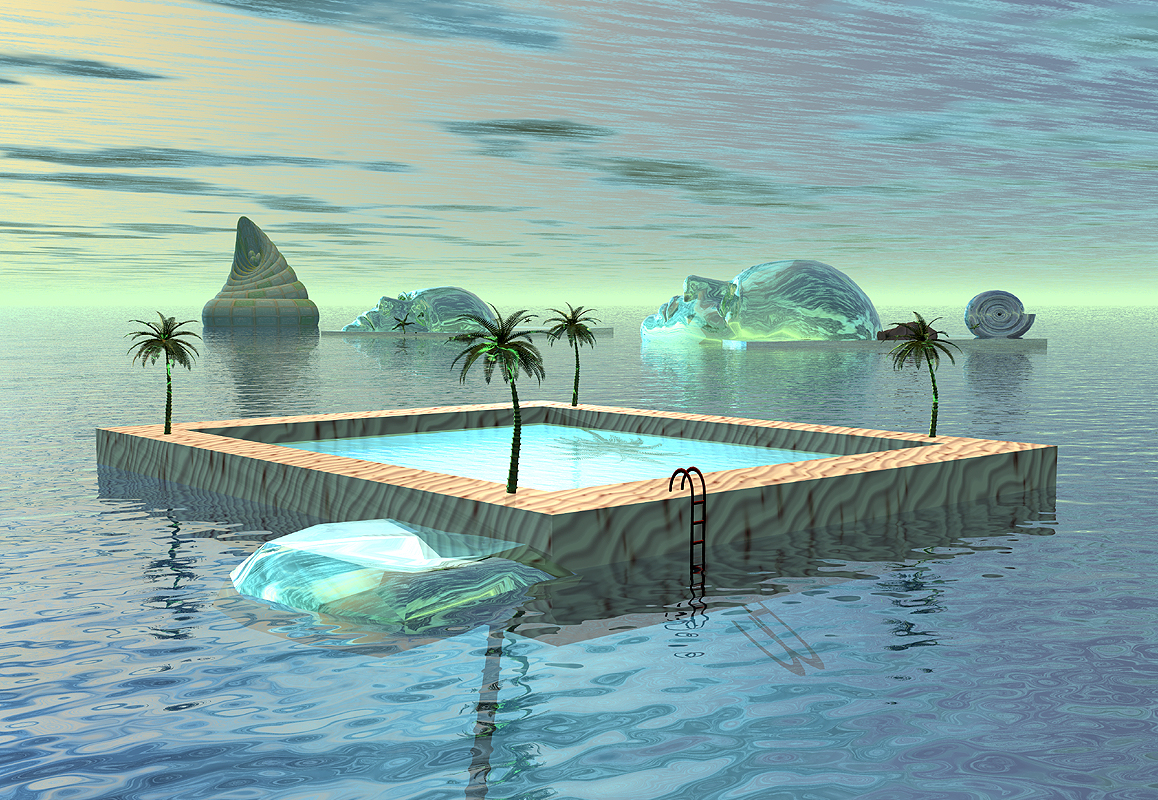 """ Floating Pool """