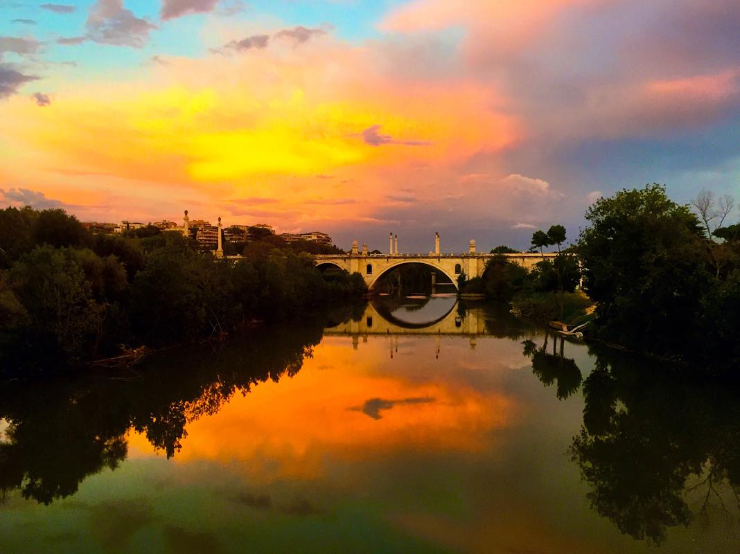 """"""" Ponte Milvio """""""