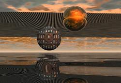 """"""" Double Sphere """""""