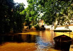 """ Venice of Prague """