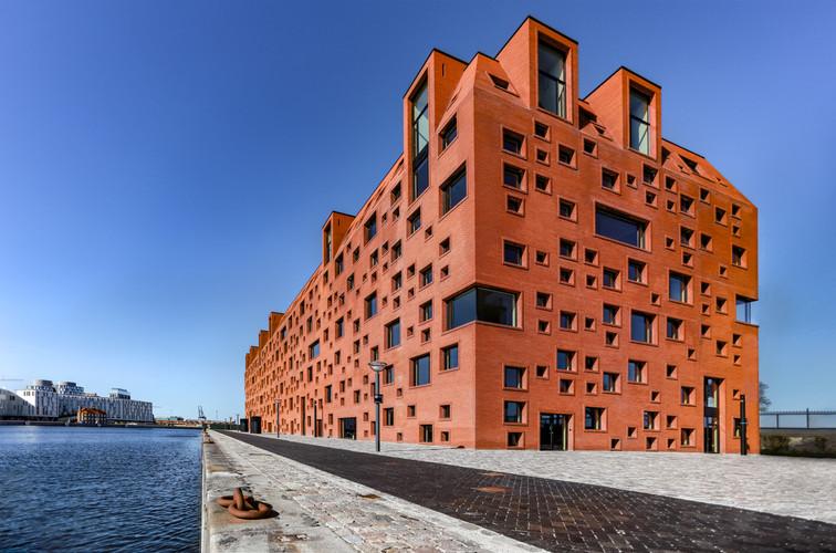 Pakhuset, Copenhagen, by Lundgard & Tranberg