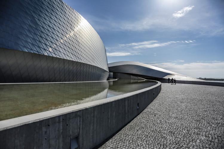 Den Blå Planet – National Aquarium, Kopenhagen by 3XN Architects