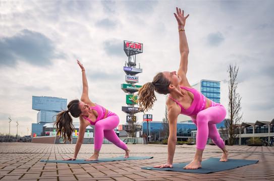 Adidas formotion women yoga Amsterdam