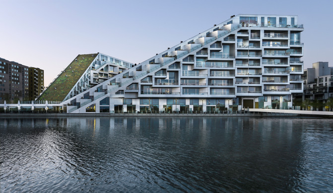8 House, Copenhagen by BIG Architects
