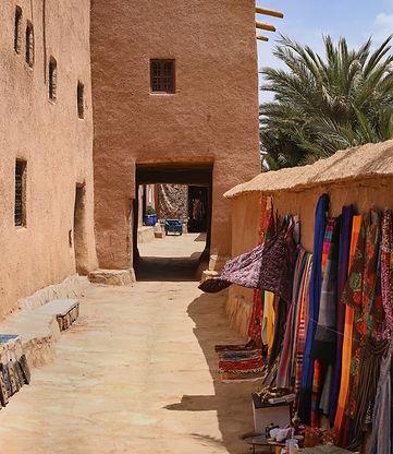 Market Ait Ben Haddou
