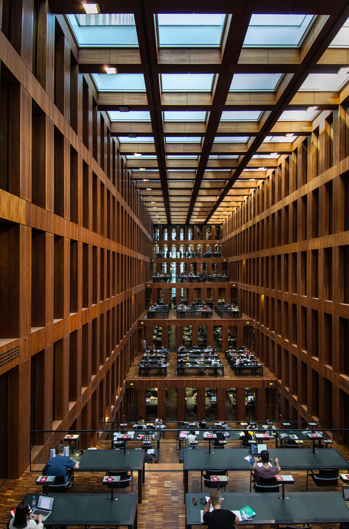 Central Library of Humboldt University, Berlin