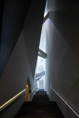 Jewish museum, Berlin. By Daniel Libeskind