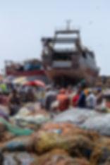 Boat Harbor Essaouira