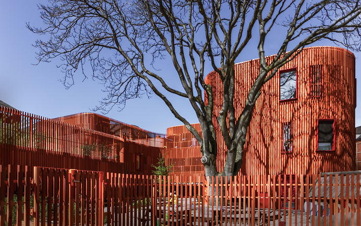 Kindergarten, preschool, Garden Copenhag