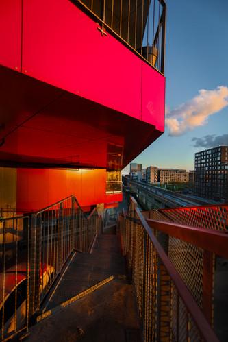 Mountain dwelling, Copenhagen by BIG Architects