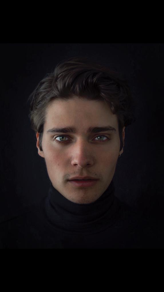 Portrait Kas