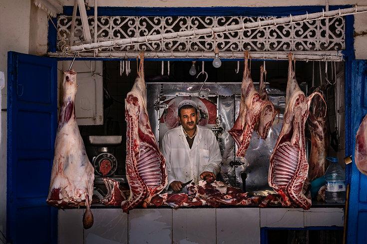 Essouaira Butcher