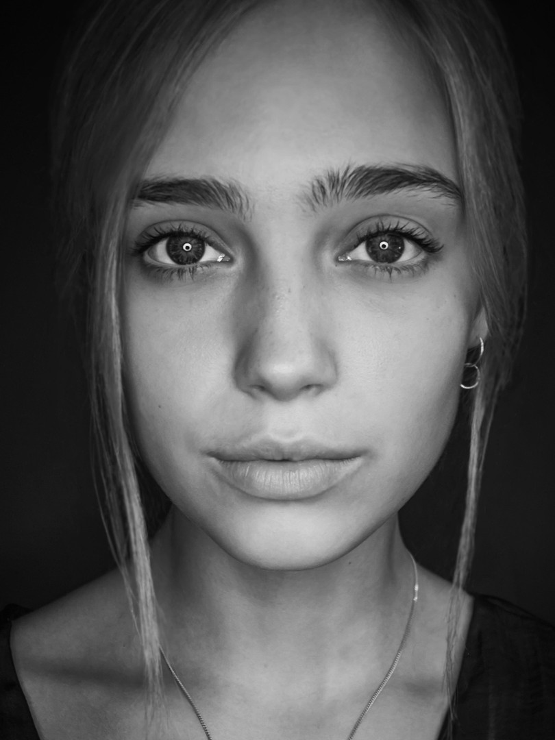 Malijn Pieterse Portrait