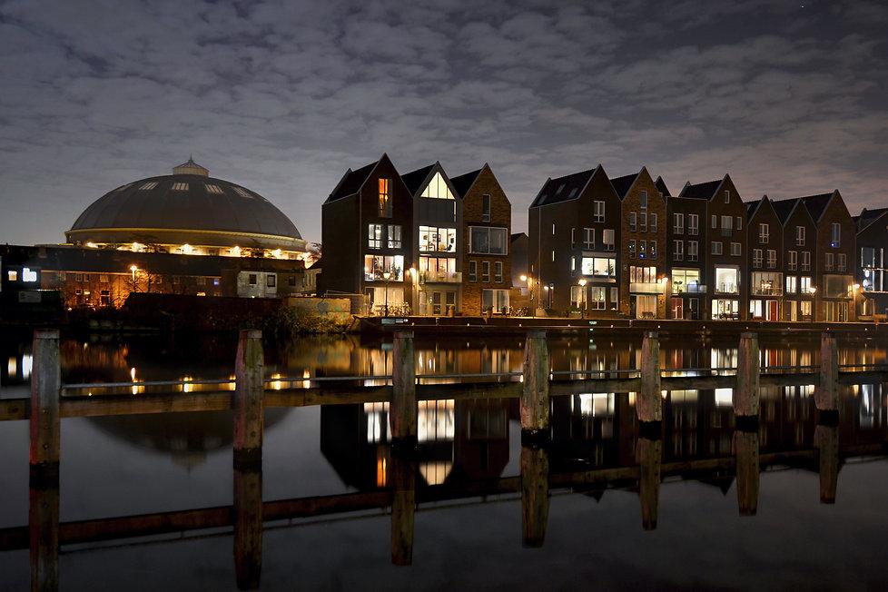 Haarlem Spaarne Architecture Scheepmakerskwarter