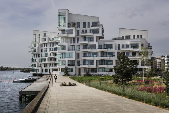 Havneholmen, Copenhagen Harbour, By Lundgaard & Tranberg
