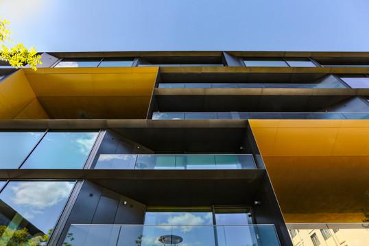 LUX Berlin Residential Facade, Berlin by Axthelm Rolvien Architekten