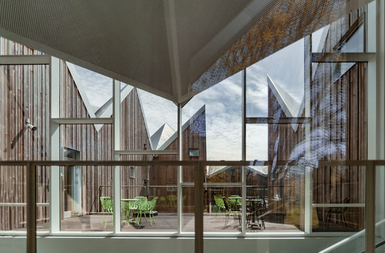 Healthcare Center, Copenhagen, By NORD Architects