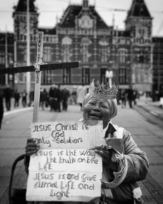 Woman Amsterdam