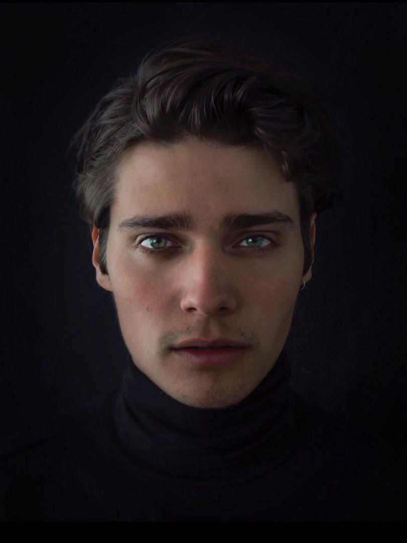 Kas Lambers Portrait