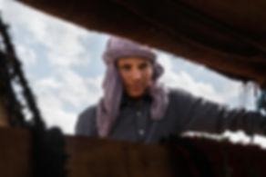 Nomad boy Sahara