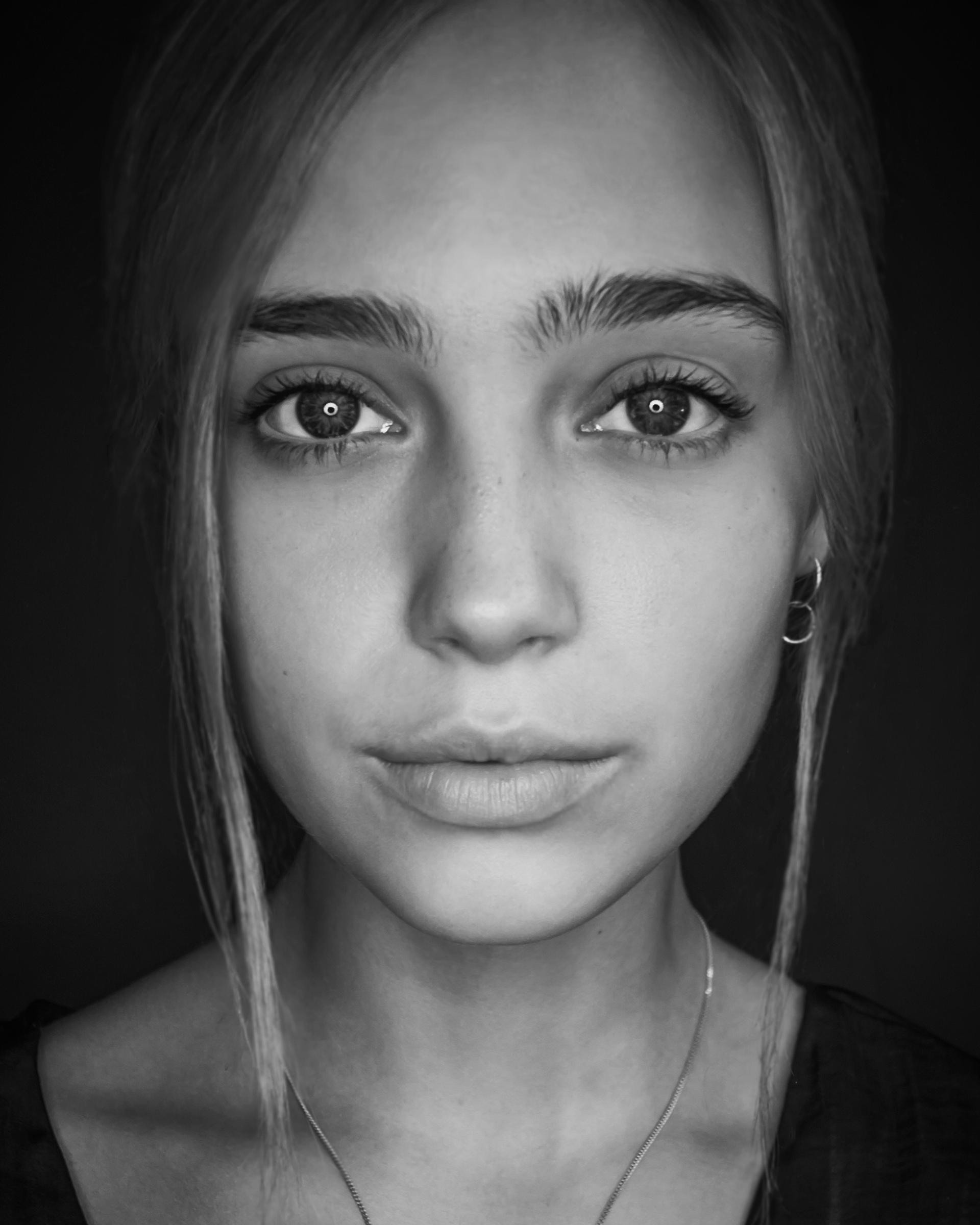 Portrait Malijn Pieterse