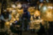 Marrakech lamps Medina market