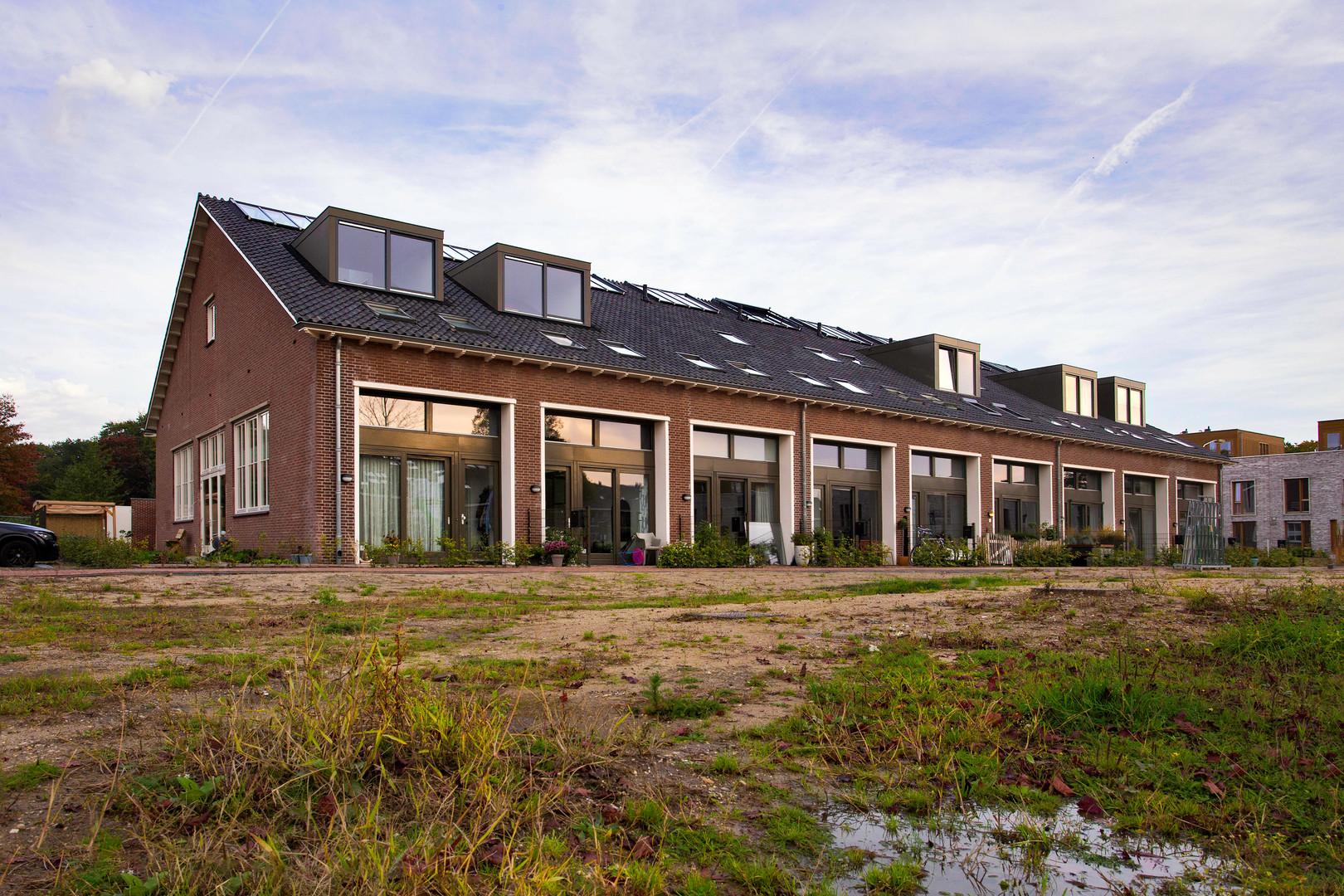 Contexture Architects Manegen Ede Exterior