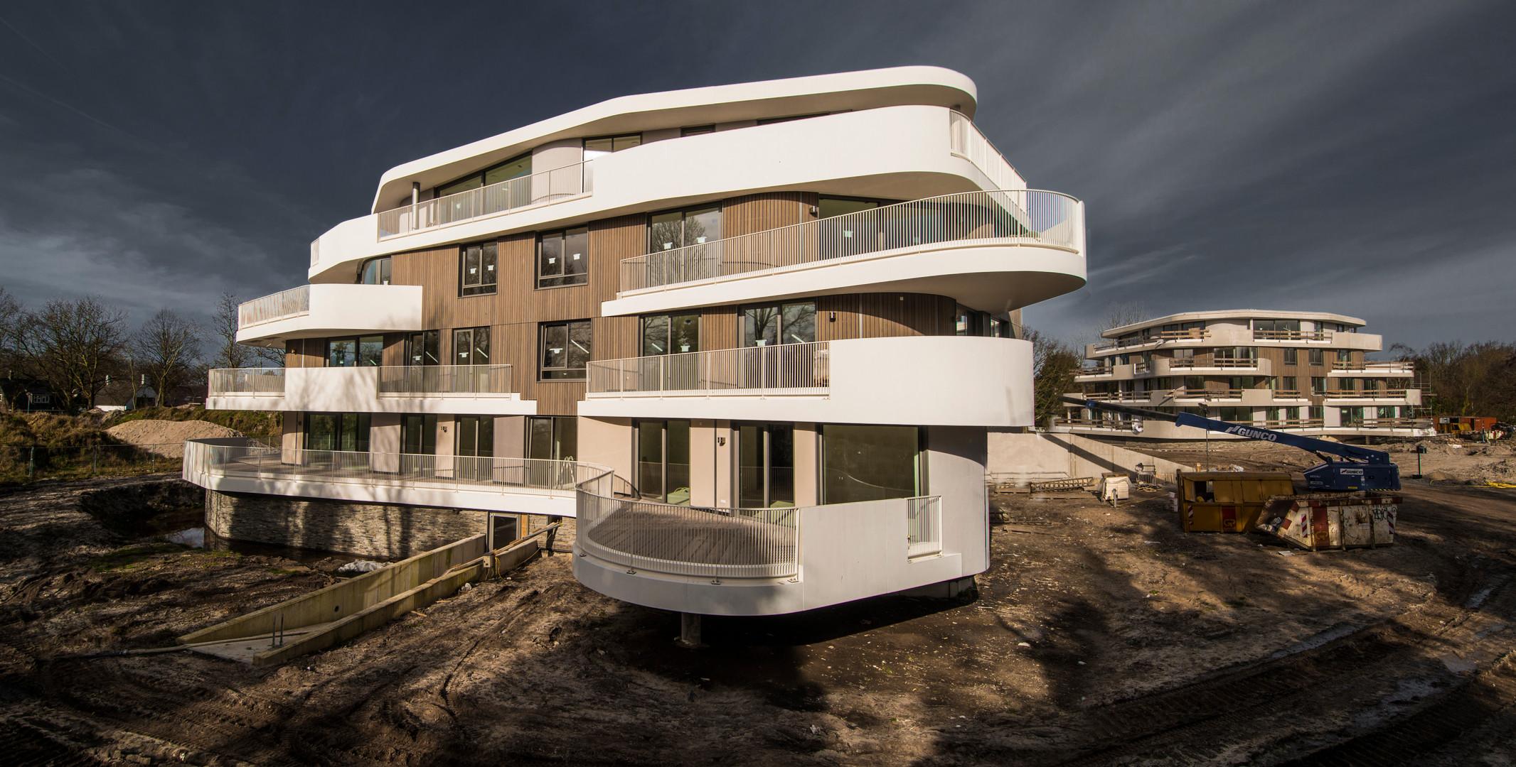 Brein Architecten de Haaf Bergen 1