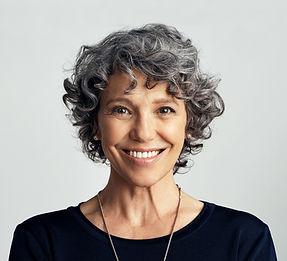 Portrait der älteren Frau