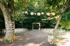 Nunta Treehouse Monticello Events weddin
