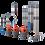 Thumbnail: Nordic Stream Vloerwisser Squeeze Mop set