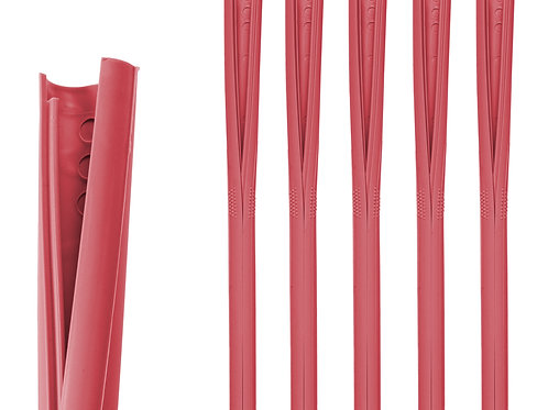 ClickStraw Rood/Roze 5 pack