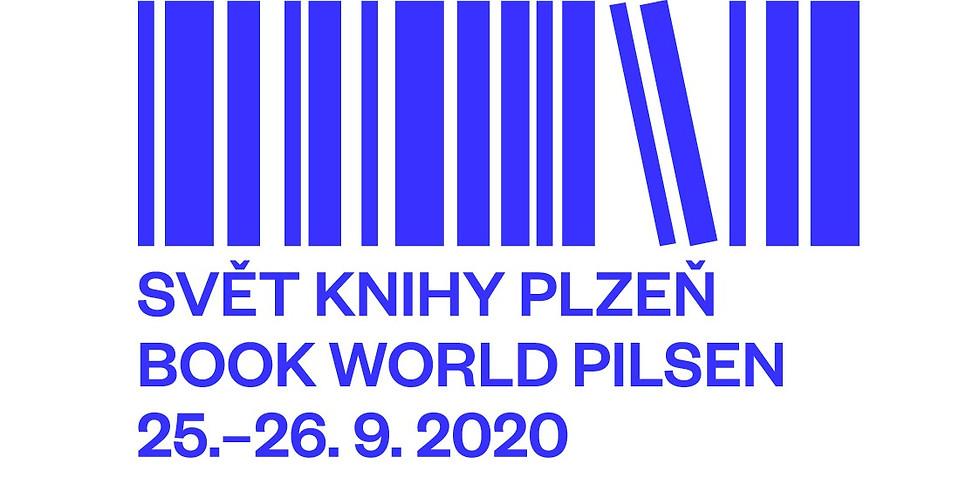 Svět knihy Plzeň 2020 - zrušeno z důvodů epidemiologických opatření