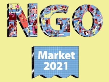 NGO Market a podcast s naší Kateřinou Jirglovou