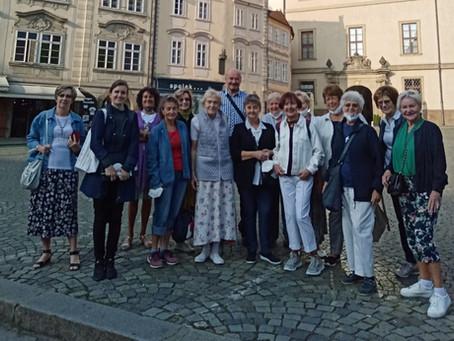 Návštěva Poslanecké sněmovny a Parlamentní knihovny