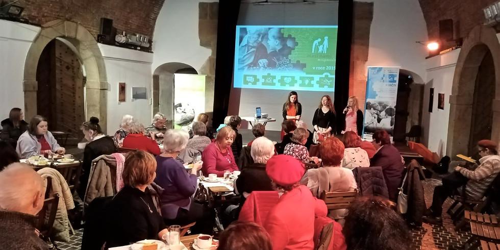 16. setkání Klubu pohádkových čtecích babiček a dědečků