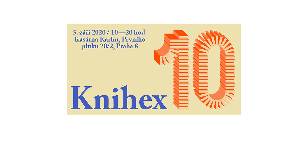 Setkejte se s námi na knižním jarmarku KNIHEX 10
