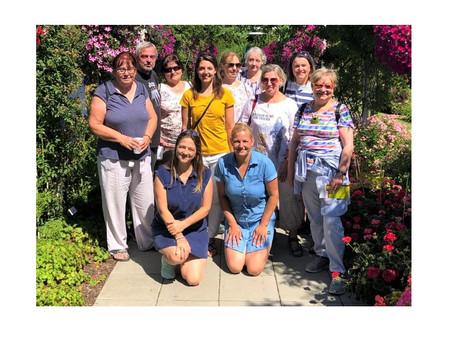 Výlet do Dendrologické zahrady v Průhonicích