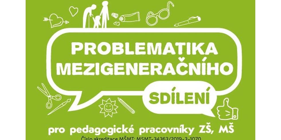 Akreditovaný vzdělávací program Problematika mezigeneračního sdílení